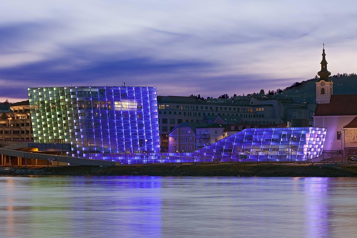 Ars Electronica Center - Linz an der Donau