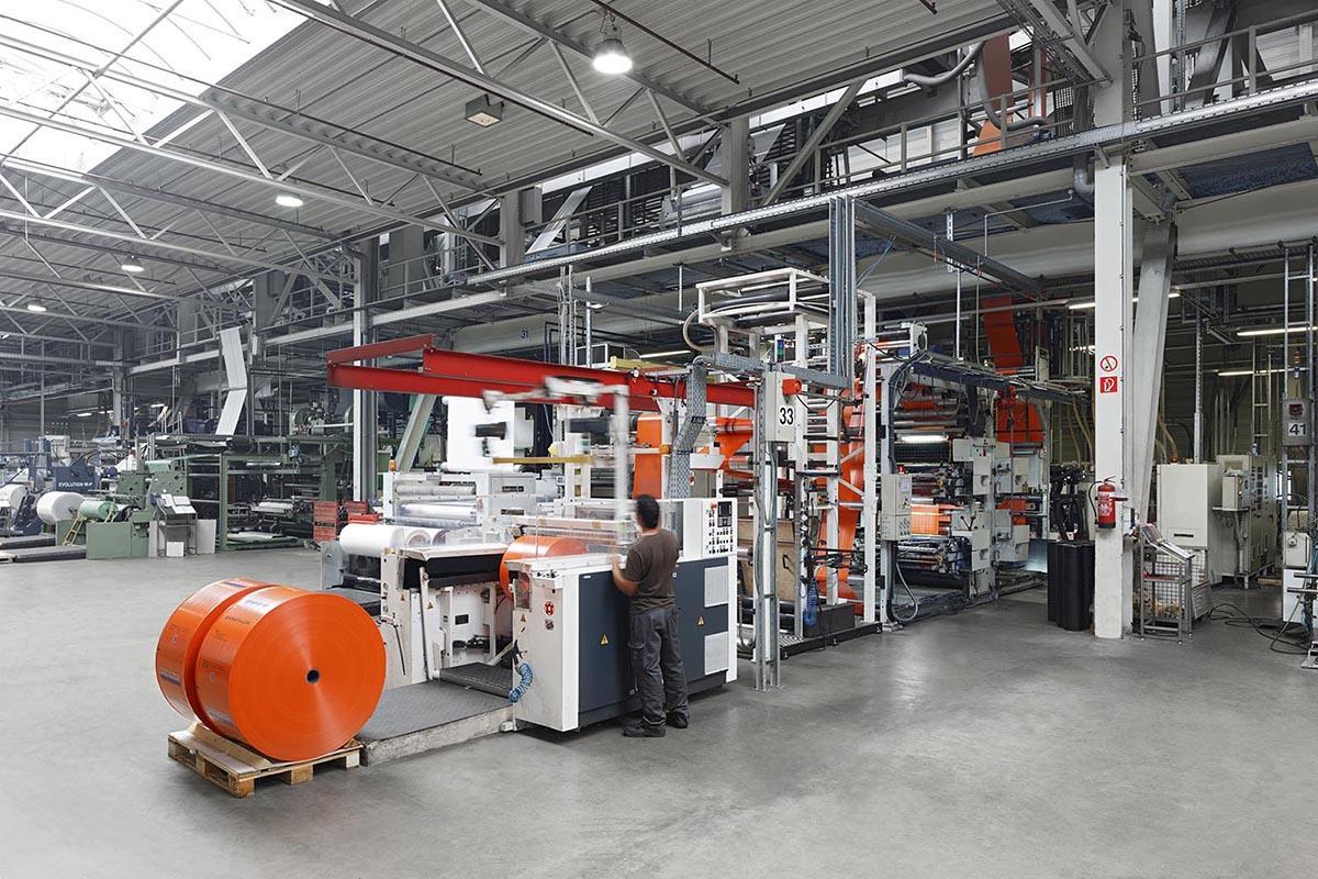 FORUMPLAST Amberg - Industriefotografie