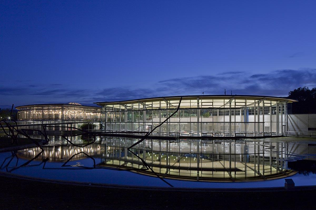 OTH Regensburg - Architekturaufnahme